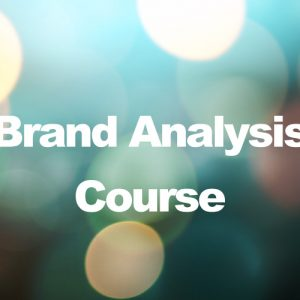 Brand Analysis Course